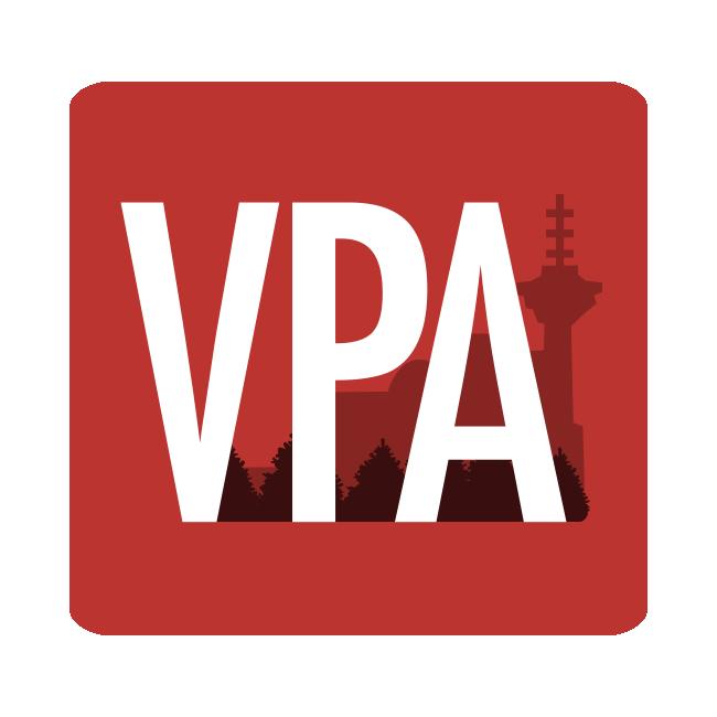 VPA w White Border